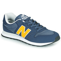 Shoes Men Low top trainers New Balance 500 Blue / Yellow