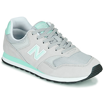 Shoes Women Low top trainers New Balance 393 Grey