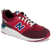 Shoes Children Low top trainers New Balance YS009 Red