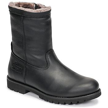 Shoes Men Mid boots Panama Jack FEDRO Black