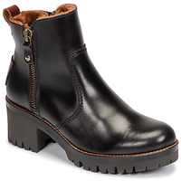 Shoes Women Mid boots Panama Jack PAULINE Brown