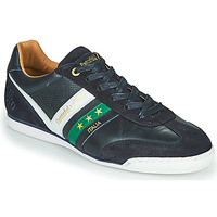 Shoes Men Low top trainers Pantofola d'Oro VASTO UOMO LOW Blue