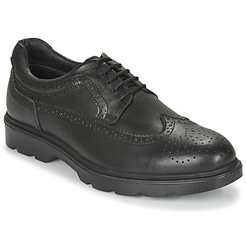 Shoes Men Derby shoes Lumberjack WILLIAM Black
