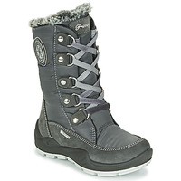 Shoes Girl Snow boots Primigi GIRL WINGER GTX Grey