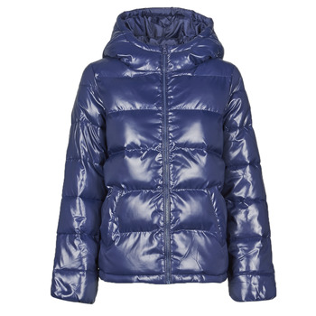 material Women Duffel coats Benetton 2EO0536G3 Marine