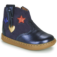 Shoes Girl High top trainers Shoo Pom BOUBA WEST Blue