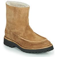 Shoes Women Mid boots Kenzo K MOUNT Camel
