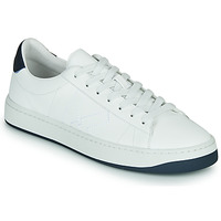 Shoes Men Low top trainers Kenzo FA65SN171 White / Tone / Marine