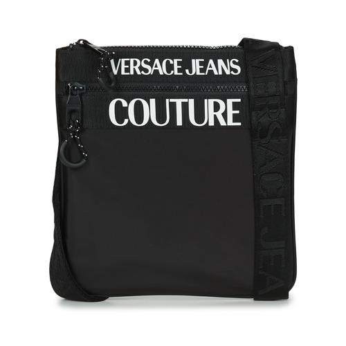 Bags Men Pouches / Clutches Versace Jeans Couture YZAB6A Black