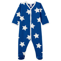 material Boy Sleepsuits Petit Bateau LARGO Multicolour