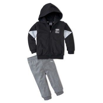 material Boy Sets & Outfits Puma MINICATS REBEL JOGGER Black