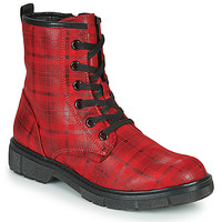 Shoes Women Mid boots Marco Tozzi  Red