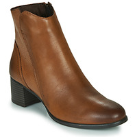 Shoes Women Ankle boots Marco Tozzi 2-25399-35-372 Brown