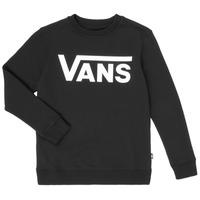 material Boy sweaters Vans VANS CLASSIC CREW Black
