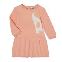 material Girl Short Dresses Noukie's Z050082 Pink