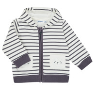 material Boy Jackets / Cardigans Noukie's Z050151 White / Blue