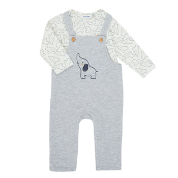 material Boy Sets & Outfits Noukie's Z050372 Grey
