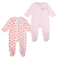 material Girl Sleepsuits Noukie's Z089375 Pink