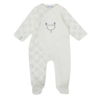material Boy Sleepsuits Noukie's Z091133 White