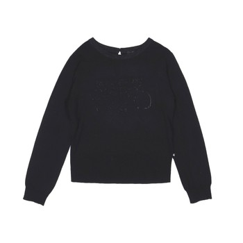 material Girl jumpers Le Temps des Cerises EBONA Black