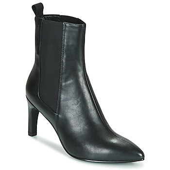 Shoes Women Ankle boots Vagabond WHITNEY Black