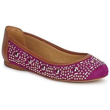 Shoes Women Ballerinas Zinda ROMY Violet