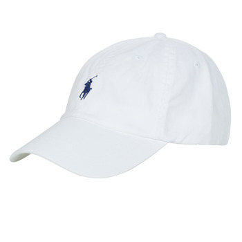 Clothes accessories Men Caps Polo Ralph Lauren COTTON CHINO SPORT CAP White