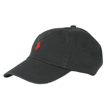 Clothes accessories Caps Polo Ralph Lauren HSC01A CHINO TWILL Black