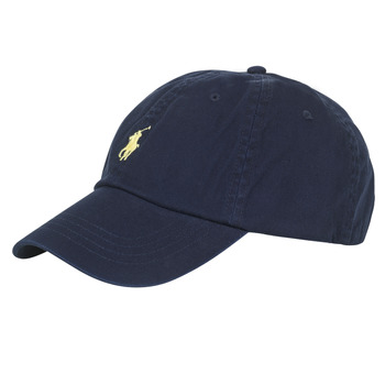 Clothes accessories Men Caps Polo Ralph Lauren COTTON CHINO SPORT CAP Marine