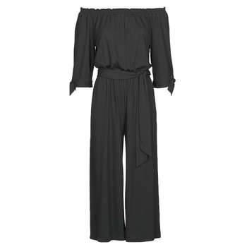 material Women Jumpsuits / Dungarees Lauren Ralph Lauren VANDRIN Black