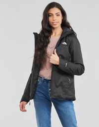 material Women Jackets / Blazers The North Face W QUEST INSULATED JACKET Black