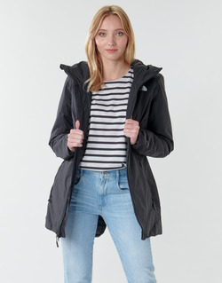 material Women Parkas The North Face W HIKESTELLER INSULATED PARKA Black