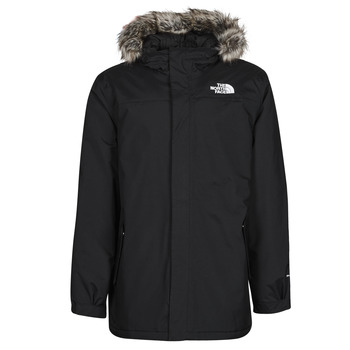 material Men Parkas The North Face RECYCLED ZANECK JACKET Black