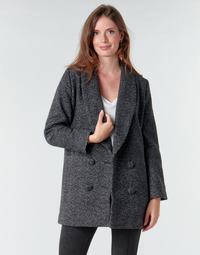material Women coats Le Temps des Cerises DILAN1 Black