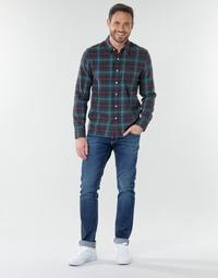 material Men straight jeans Le Temps des Cerises 812 BASIC Blue