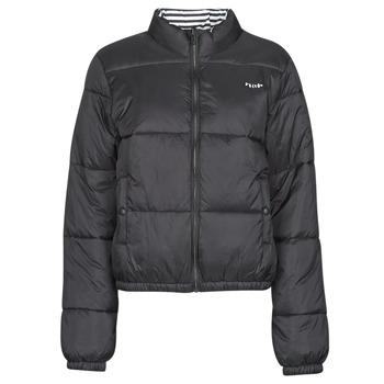 material Women Duffel coats Volcom PUFFS N STUF REV JKT Black