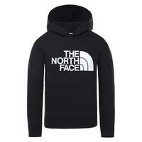 material Children sweaters The North Face DREW PEAK HOODIE Black