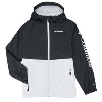 material Boy Macs Columbia DALBY SPRINGS JACKET Black / White