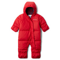 material Children Duffel coats Columbia SNUGGLY BUNNY Red