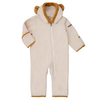 material Children Jumpsuits / Dungarees Columbia TINY BEAR White