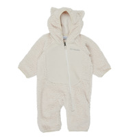 material Children Jumpsuits / Dungarees Columbia FOXY BABY White