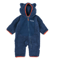 material Children Jumpsuits / Dungarees Columbia FOXY BABY Marine