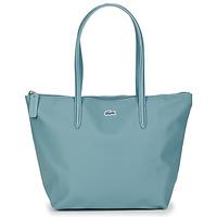 Bags Women Shopper bags Lacoste L.12.12 CONCEPT S Blue