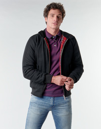 material Men Blouses Harrington TAYLOR Black