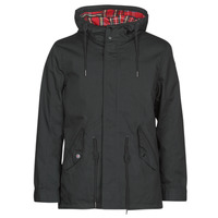 material Men Parkas Harrington JIMMY Black