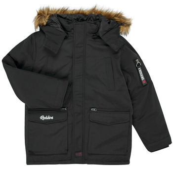 material Boy Parkas Redskins REF-48105 Black