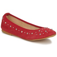 Shoes Women Ballerinas Meline LUSON Red