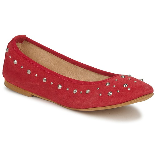 Shoes Women Ballerinas Meline LUSON Red