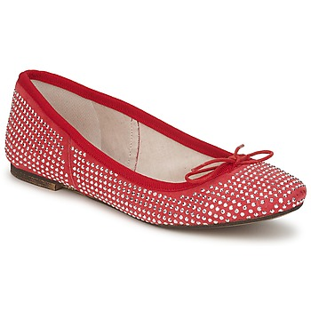 Shoes Women Ballerinas Meline BALDE ROCK Red