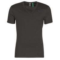 material Men short-sleeved t-shirts G-Star Raw PREMIUM 1 BY 1 O  black